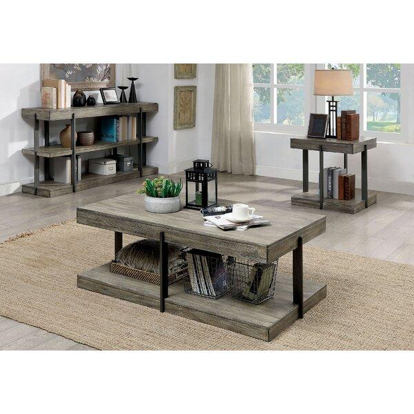 Sorrento 2 Piece Coffee Table Set By Gracie Oaks