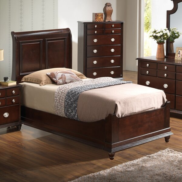 Daley Standard Bed by Darby Home Co