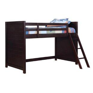 Where buy  Wakefield Twin Loft Bunk Bed ByHarriet Bee