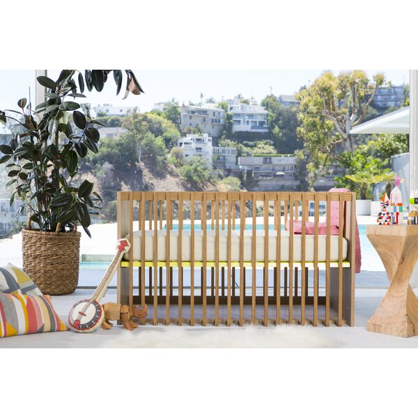 Highlight 2-in-1 Convertible Crib by Nursery works