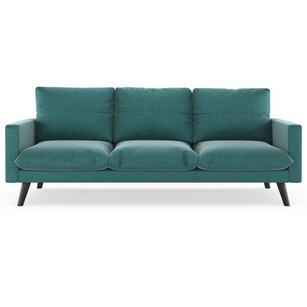 Internet Shopping Woodhollow Mod Velvet Sofa Hot Deals 40% Off