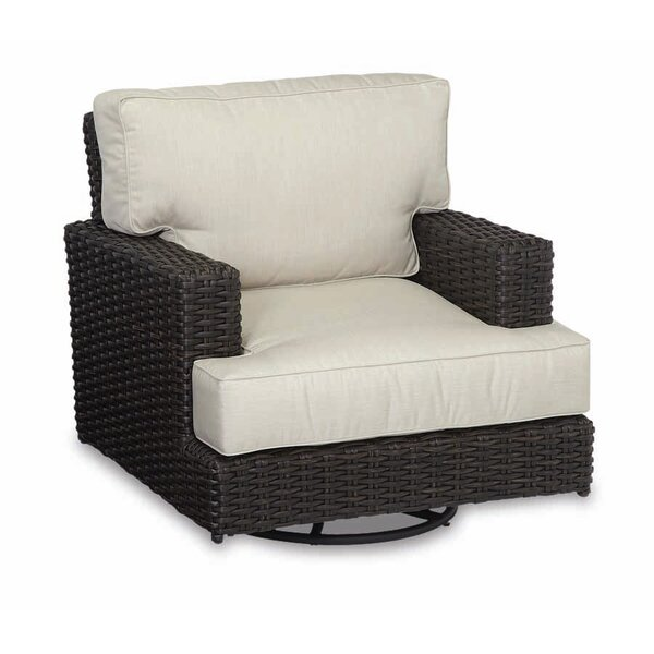 Cardiff Club Patio Chair with Cushion by Sunset West