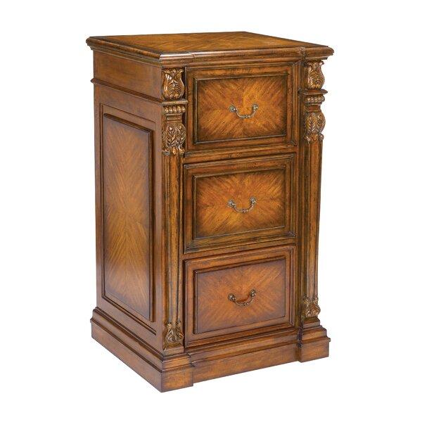 Manatuto 3-Drawer Filing Cabinet by Astoria Grand