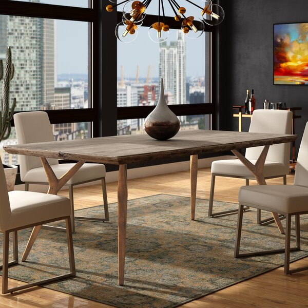 Reliford Dining Table by Brayden Studio