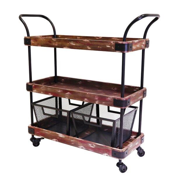 Bar Cart By Sagebrook Home Fresh