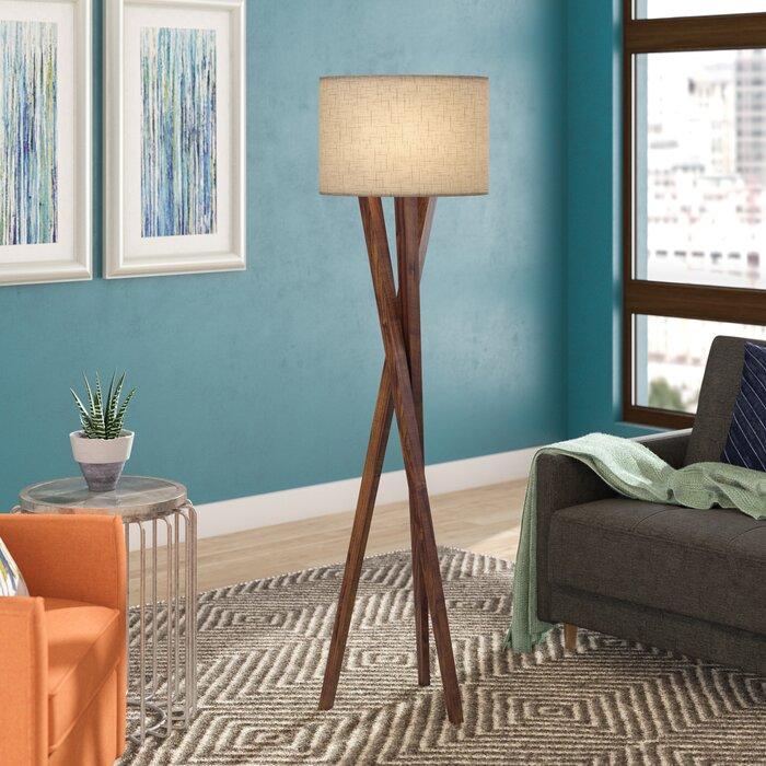 Heathfield 63 Tripod Floor Lamp