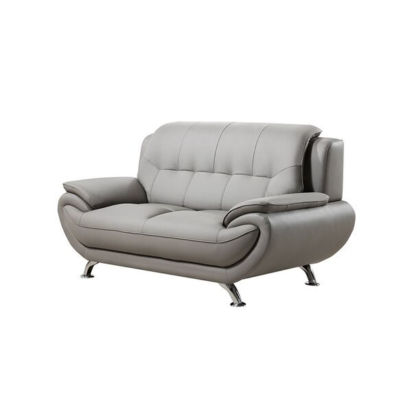 Explore New In Hillsdale Modern Loveseat by Orren Ellis by Orren Ellis