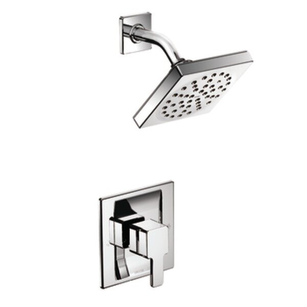 90 Degree Shower Faucet with Posi-Temp by Moen