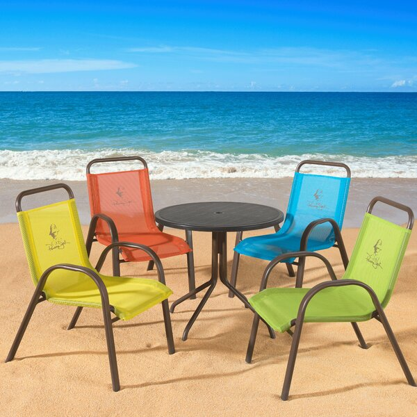 Panama Jack Kids 5 Piece Dining Set by Panama Jack Outdoor