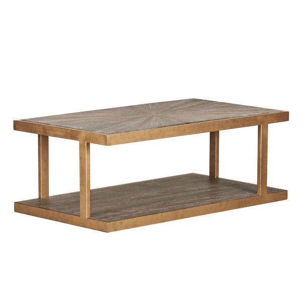 Lago Vista Reclaimed Elm Coffee Table by Brayden Studio