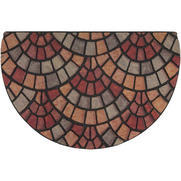 Madson Mosaic Doormat by Red Barrel Studio