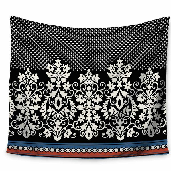 Victoria Krupp Boho Border Tapestry and Wall Hanging by East Urban Home