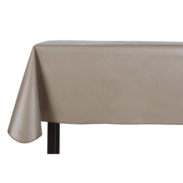 Heavy Duty Vinyl Rectangle Tablecloth By The Holiday Aisle.