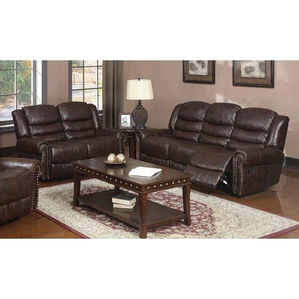 Matterson 2 Piece Reclining Living Room Set by Red Barrel Studio