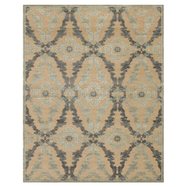 Beige Area Rug by The Conestoga Trading Co.