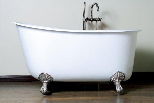 Cambridge Plumbing 58 Quot X 30 Quot Clawfoot Bathtub Amp Reviews