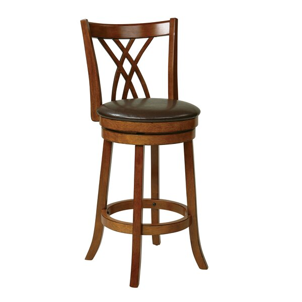 30 Swivel Bar Stool by OSP Designs