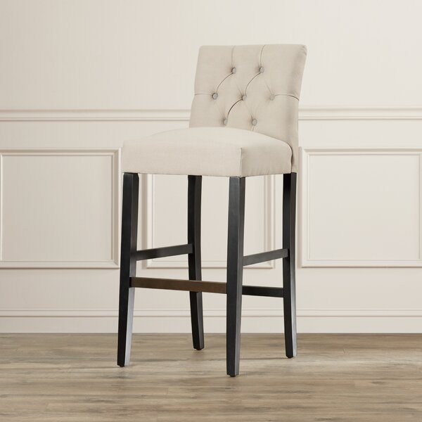 Hutsonville 32.3 Bar Stool by Darby Home Co