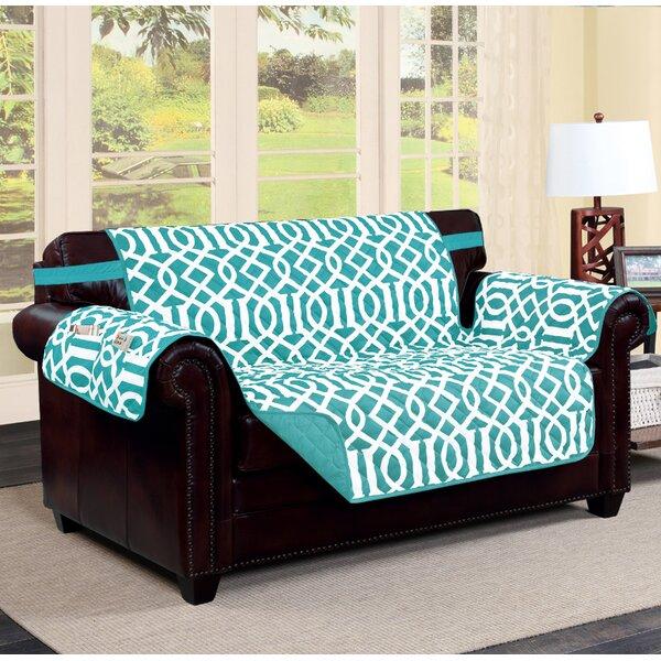 Tori Box Cushion Loveseat Slipcover by Kashi Home