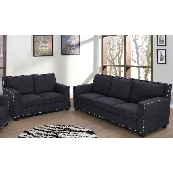 Katia 2 Piece Living Room Set by House of Hampton