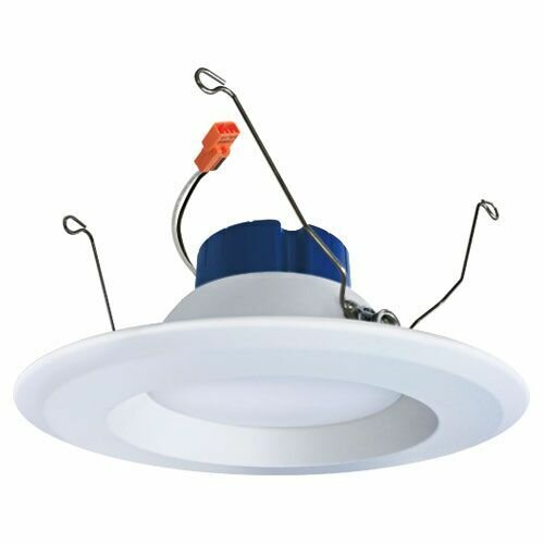 Round Insert Reflector 5 LED Recessed Retrofit Downlight by Elco Lighting