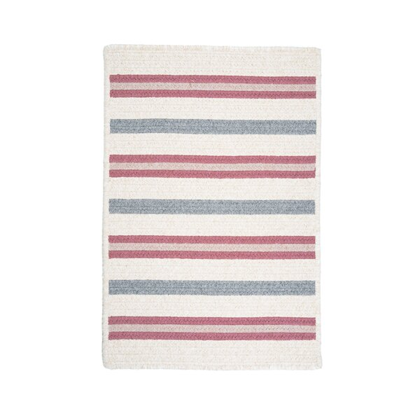 Allure Mauveberry Red Area Rug by Colonial Mills