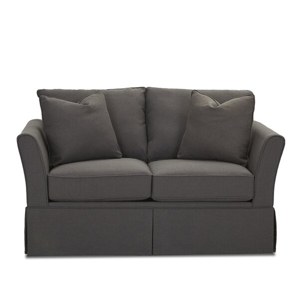 Salsbury Sleeper Loveseat by Winston Porter
