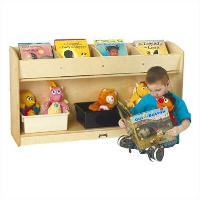 Flushback 7 Compartment Book Display by Jonti-Craft