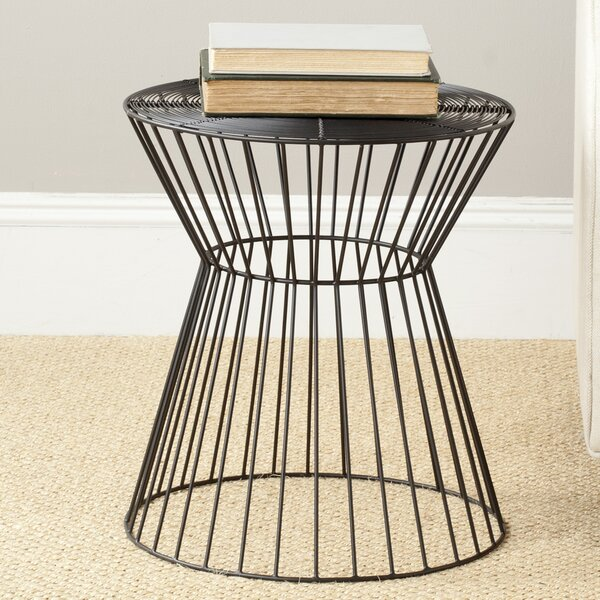 Elford Iron Wire Garden Stool by Birch Lane™