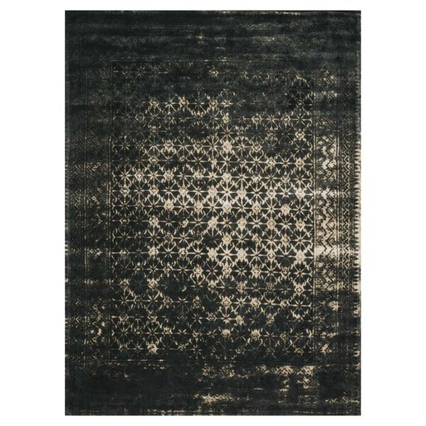 Durdham Park Black Area Rug by Darby Home Co