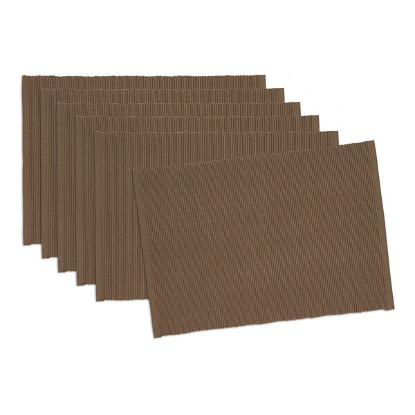 Ticonderoga Placemat (Set of 6) by Andover Mills
