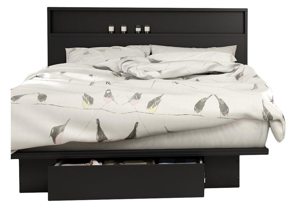 Wayfair Queen Bed Platform Wayfair Canada Queen Bed Frame: South Shore Primo Bed Frame & Reviews