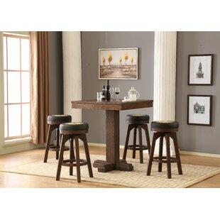 Guinness 5 Piece Pub Table Set ByECI Furniture