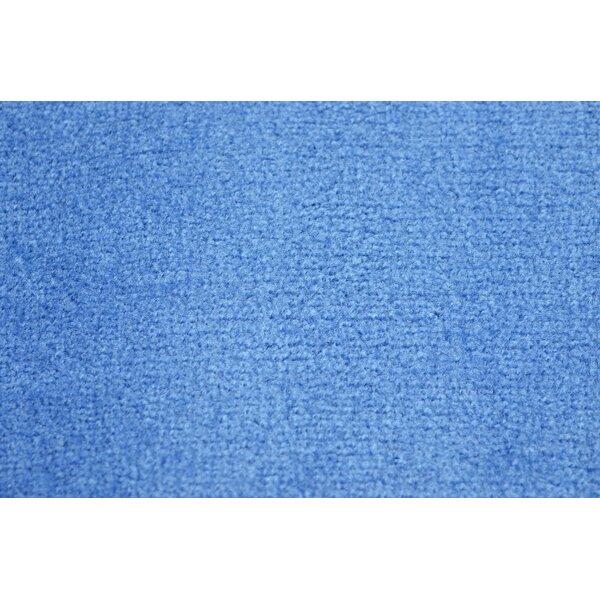 Eleanor Blue Area Rug by Winston Porter