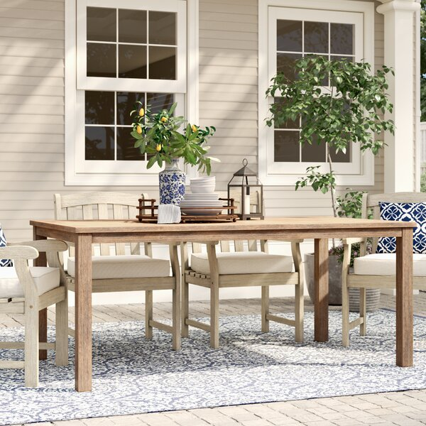 Montclair Wooden Dining Table by Birch Lane™ Heritage