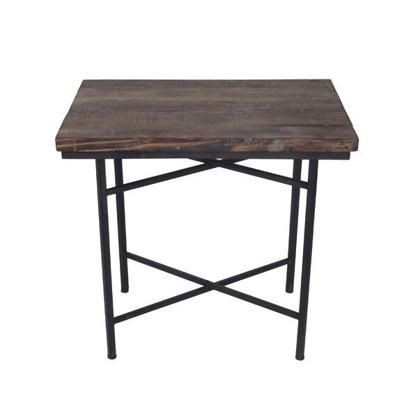 Downen End Table by Gracie Oaks