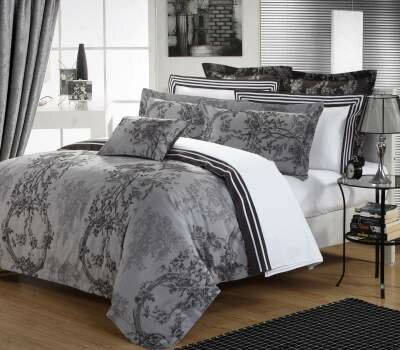 Luxury 3 Piece Duvet Set by Textile City
