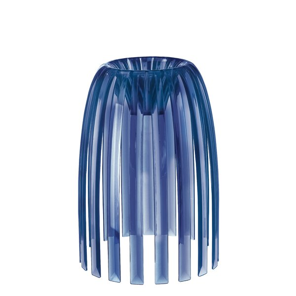 Solid 7.76 Plastic Novelty Lamp Shade by Latitude Run