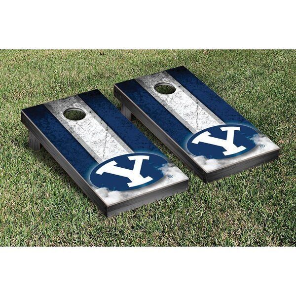 NCAA Vintage Version 2 Cornhole Game Set by Victory Tailgate