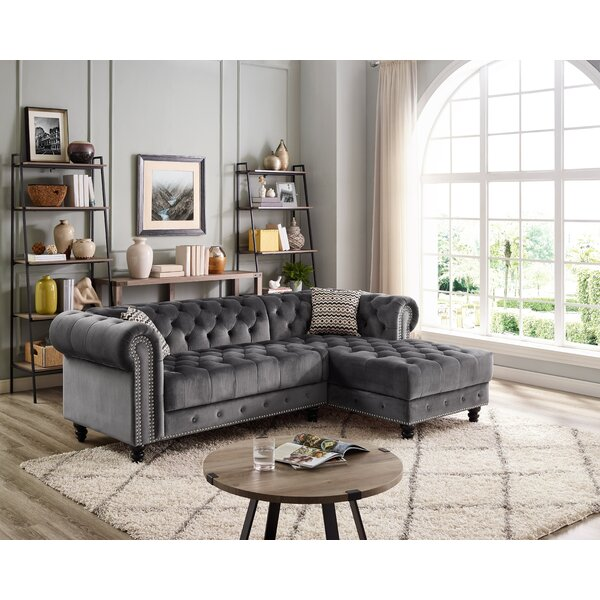 Harmond Sectional by Mercer41