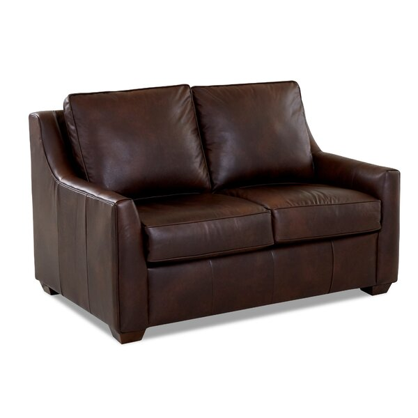 Latest Trends La Leather Sleeper by Birch Lane Heritage by Birch Lane�� Heritage