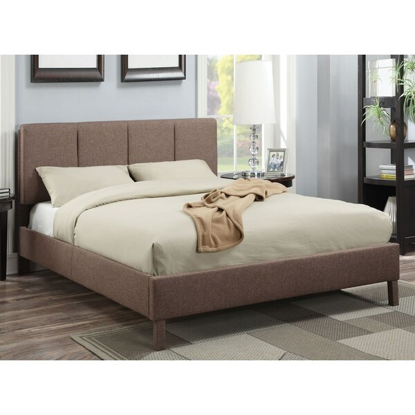 Archana Upholstered Standard Bed by Latitude Run