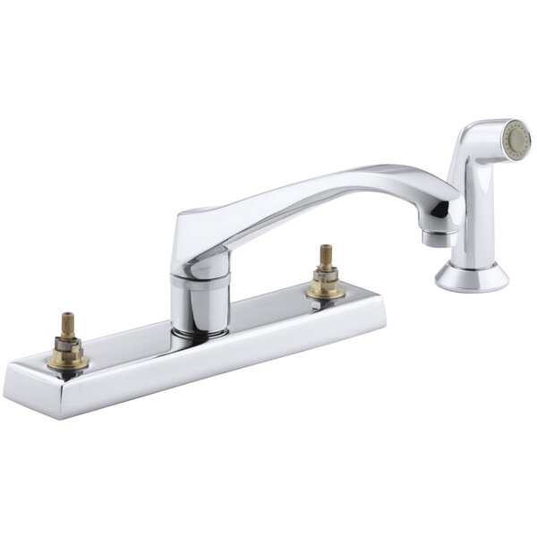 Triton Bar Faucet with Side Spray by Kohler