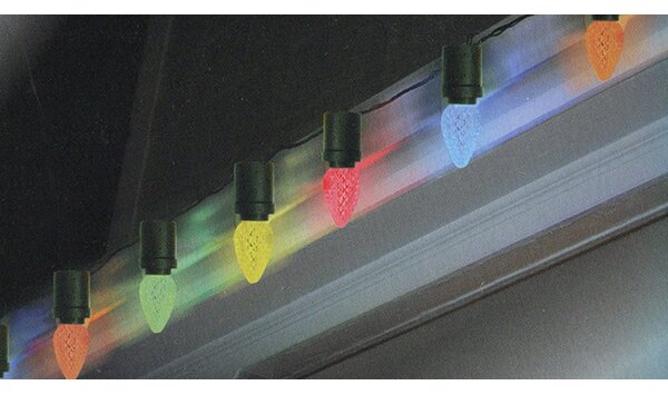 Color Changing Christmas Light by Brite Star