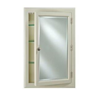 Affordable Price Devon I 25.25 x 33 Recessed Framed Medicine Cabinet By Afina
