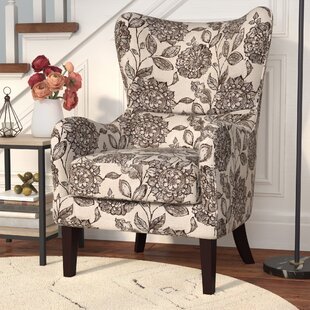 Grangeville Swoop Wingback Chair by Laurel Foundry Modern Farmhouse
