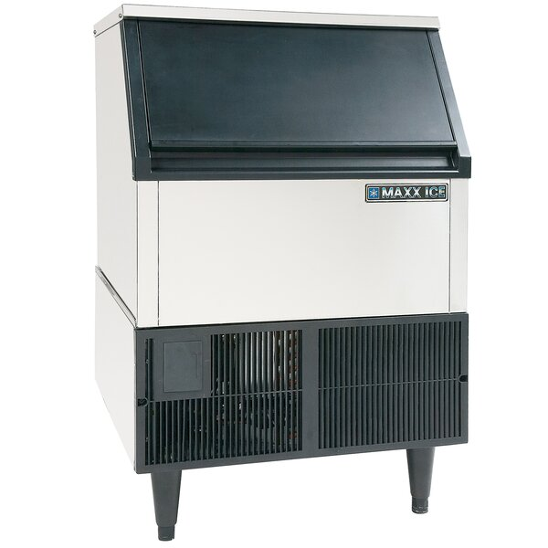 250 lb. Daily Production Freestanding Ice Maker by Maxx Ice