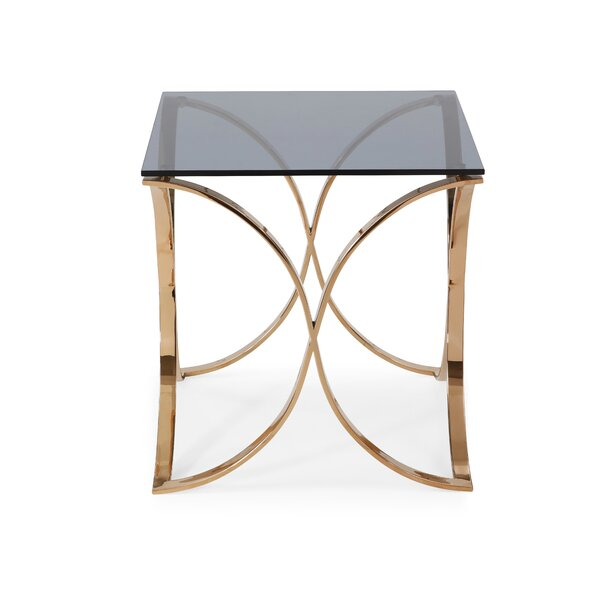 Millom End Table by Everly Quinn