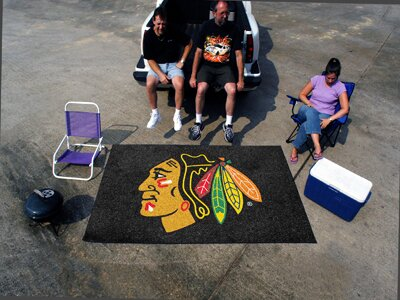 NHL - Chicago Blackhawks Doormat by FANMATS