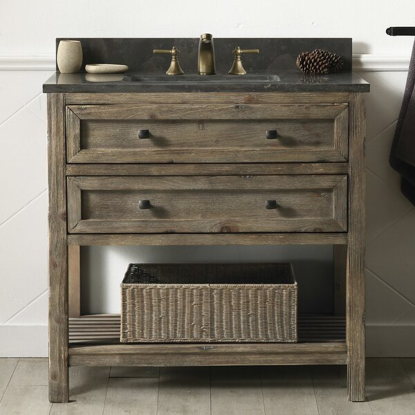 Warm Springs 36 Single Bathroom Vanity Set by Laurel Foundry Modern Farmhouse
